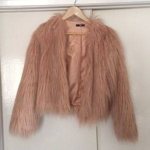 Sheln Fauz Fur Jacket